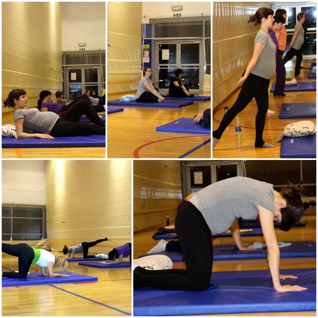Pilates za nosečnice v Slovenski Bistrici